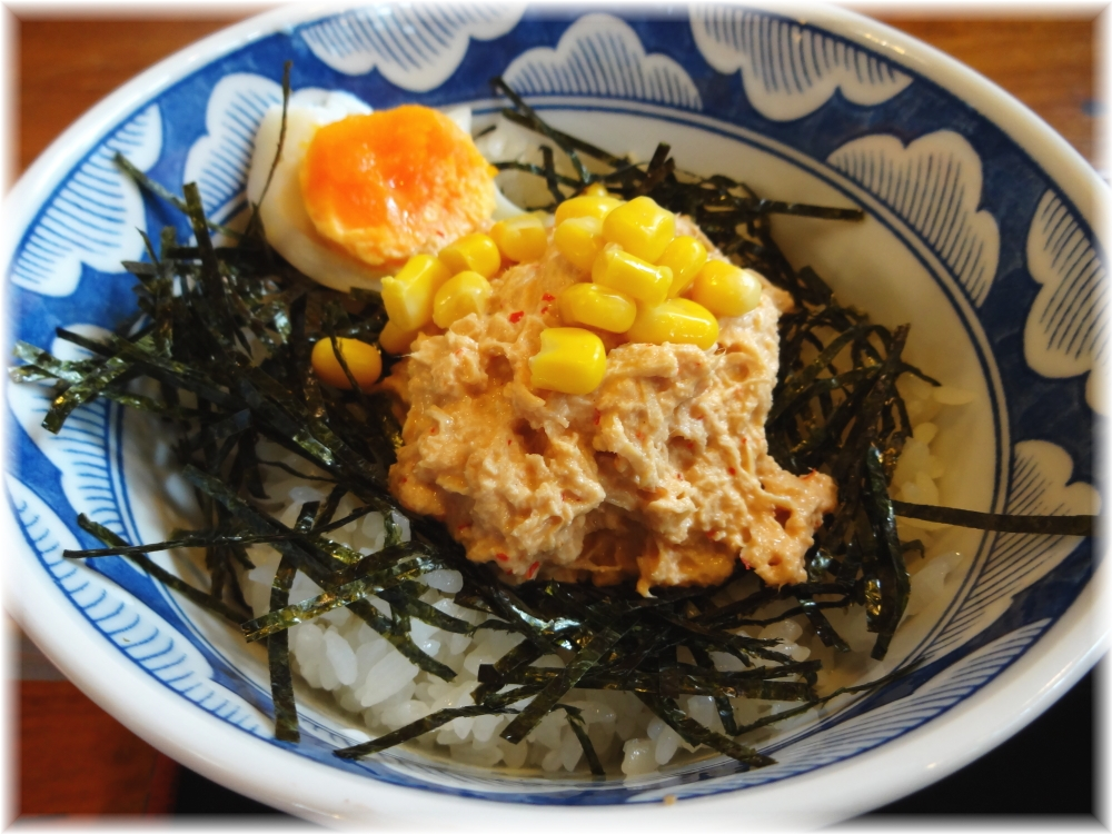 麺や食堂2 とりマヨ丼