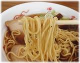 津軽煮干中華そばの麺