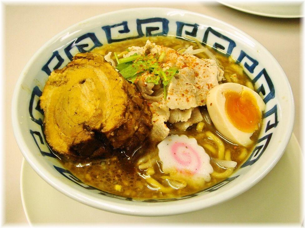 らーめん麺太郎 チャーシューメン(小盛)