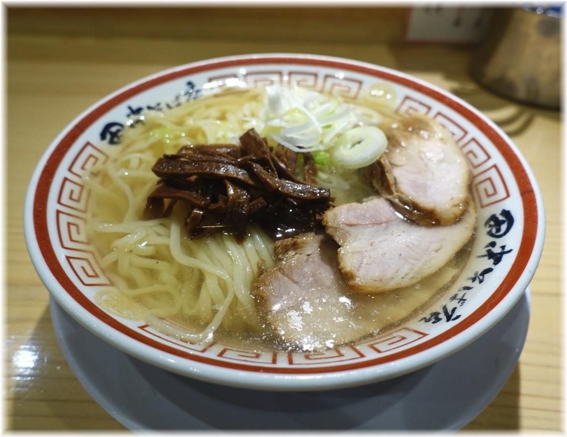 田中そば店新橋店3 冷やかけ中華そば