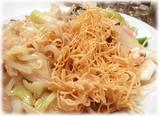唐八景 皿うどんの細麺