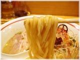 らーめん田 冬味噌の麺