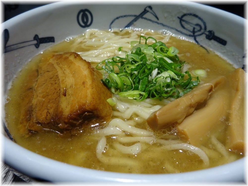 麺屋武蔵別巻 白ら〜麺の具