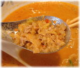 揚州商人 目黒本店 タンタン麺の肉味噌