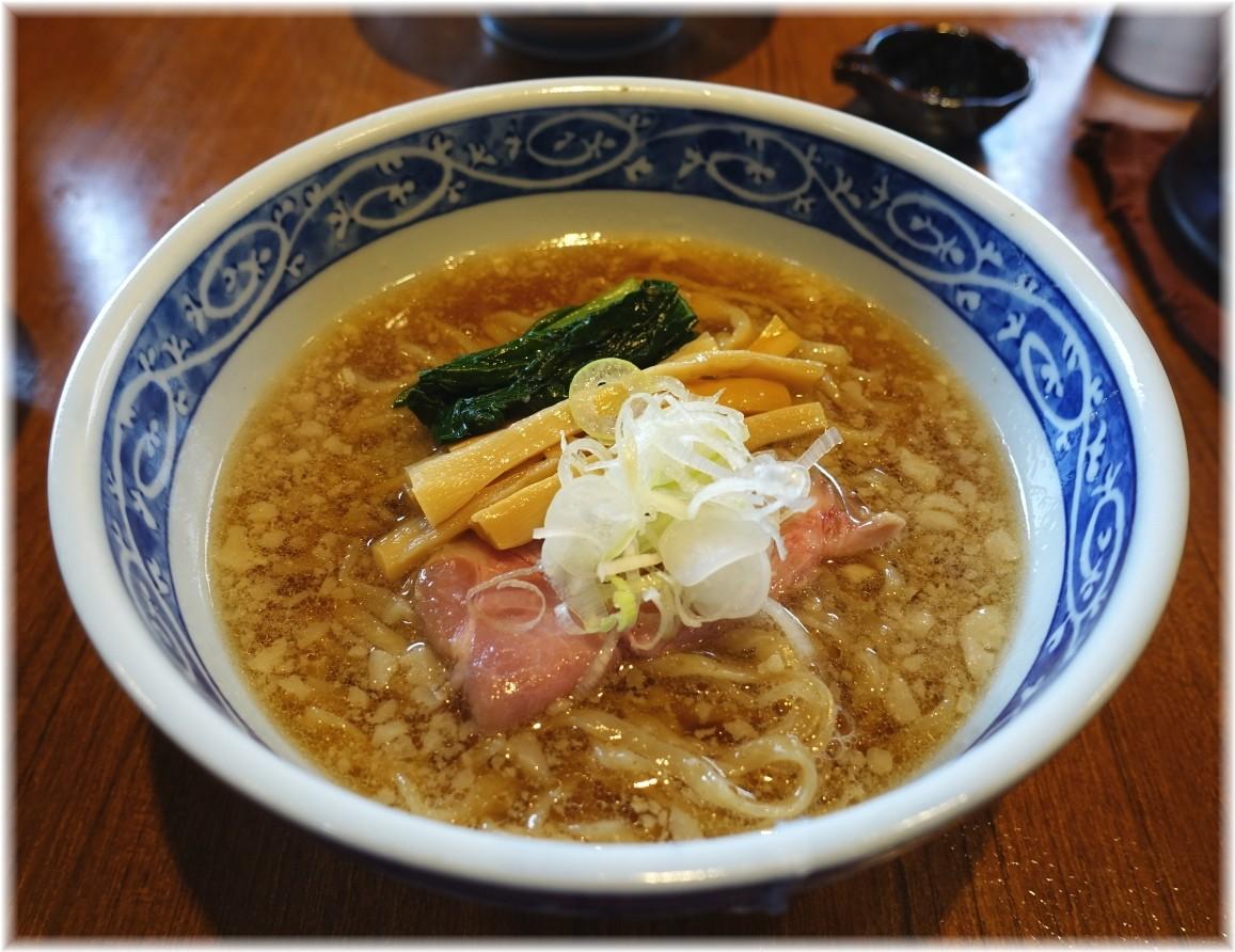 寿製麺よしかわ川越店5 アゴ飯干の醤油豚骨そば