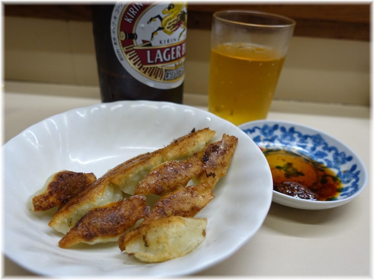 八ちゃんラーメン4 餃子