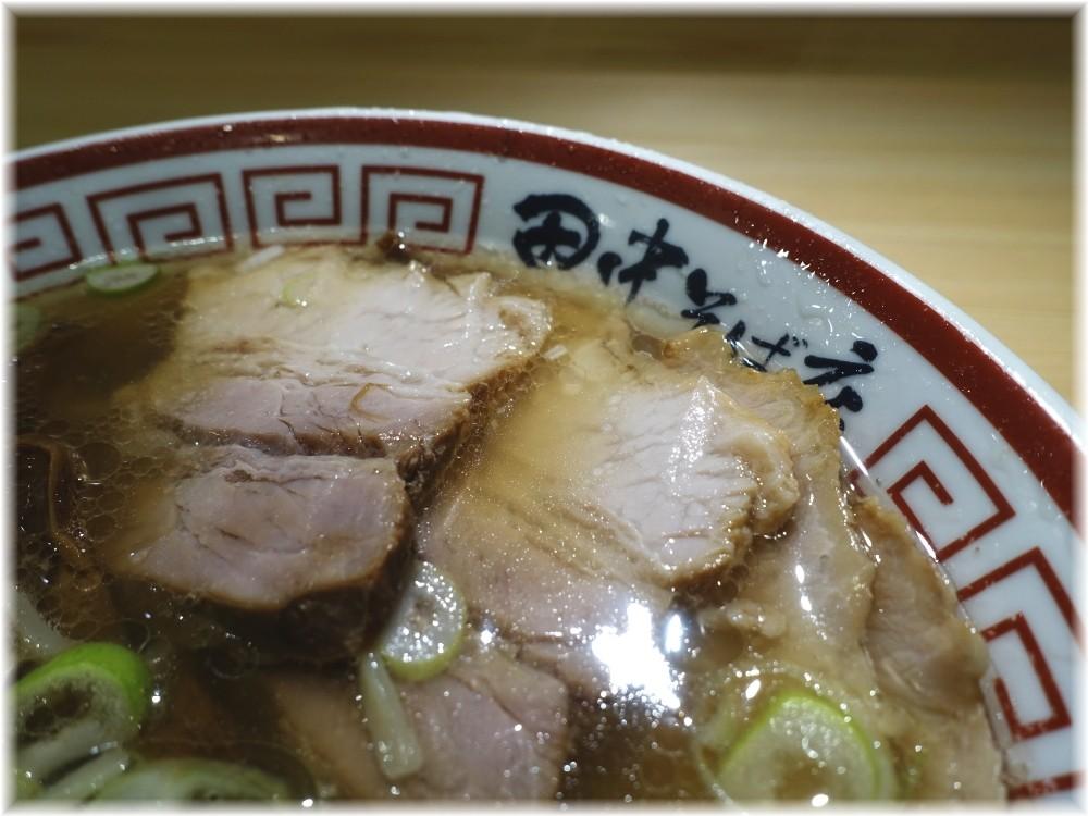 田中そば店新橋店2 肉そばの肉