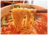 トマトラーメンBuono Buono ボロネーゼの麺