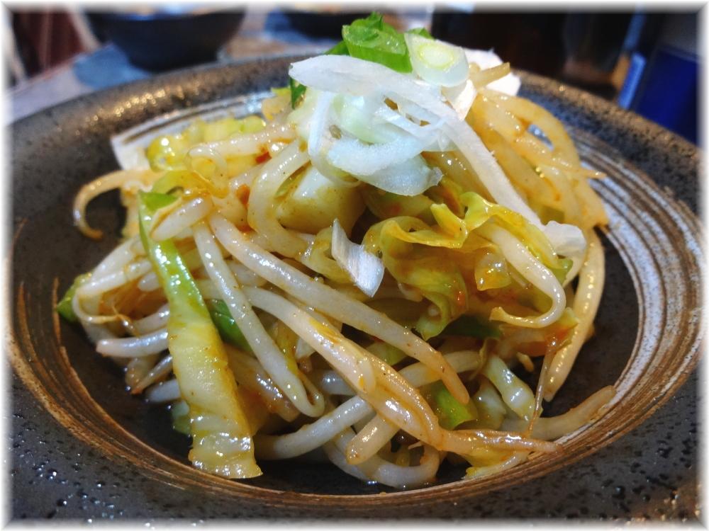 製麺rabo ピリ辛モヤシ