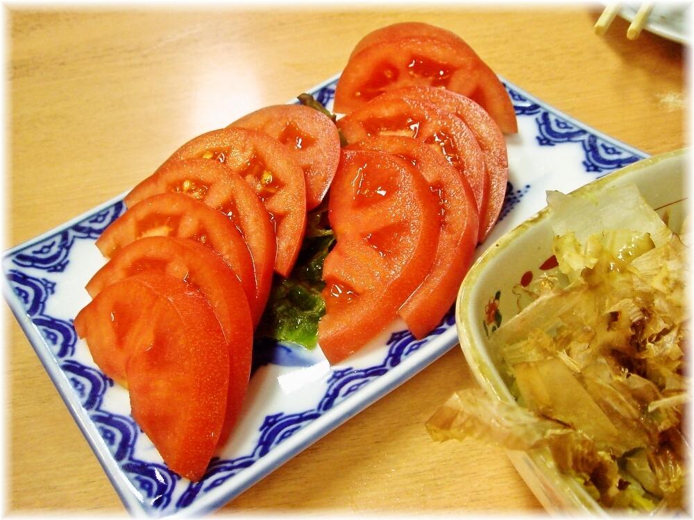 元祖赤のれん節ちゃんラーメン トマト