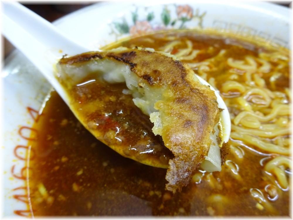 餃子舗漫々亭 餃子2