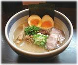 九段 斑鳩 煮玉子塩本鰹らー麺