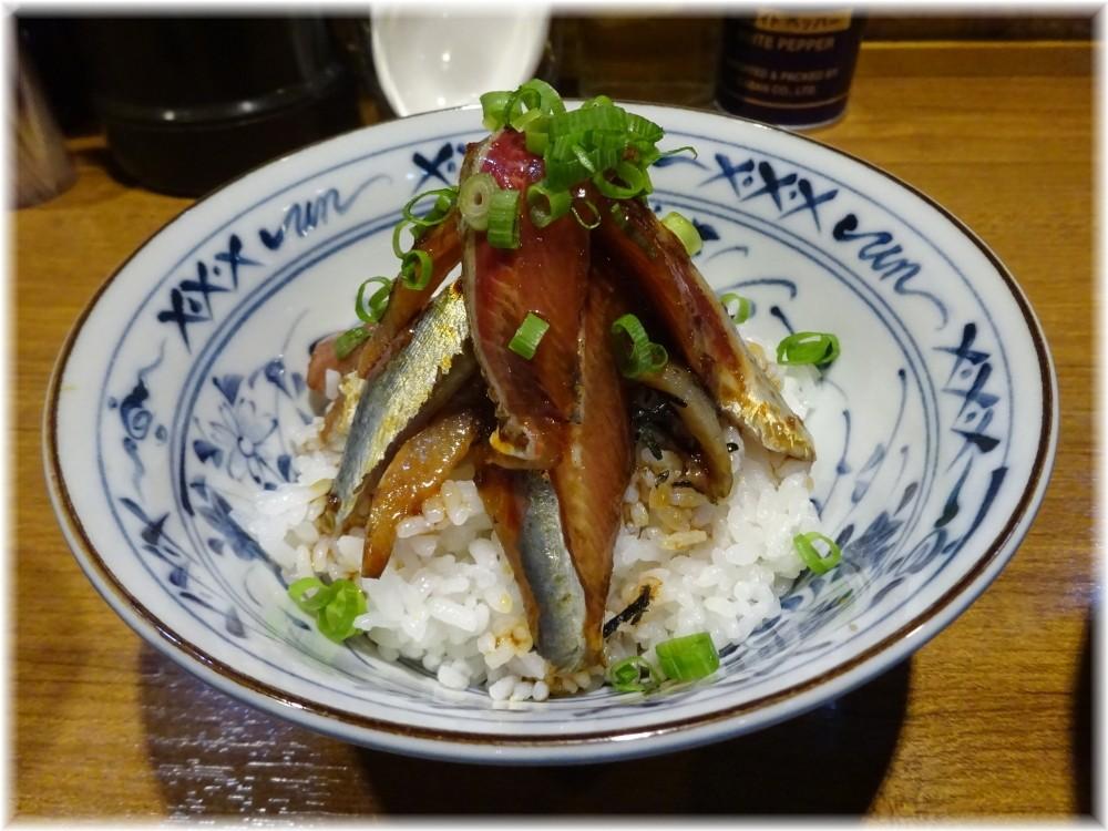 寿製麺よしかわ川越店3 イワシ丼