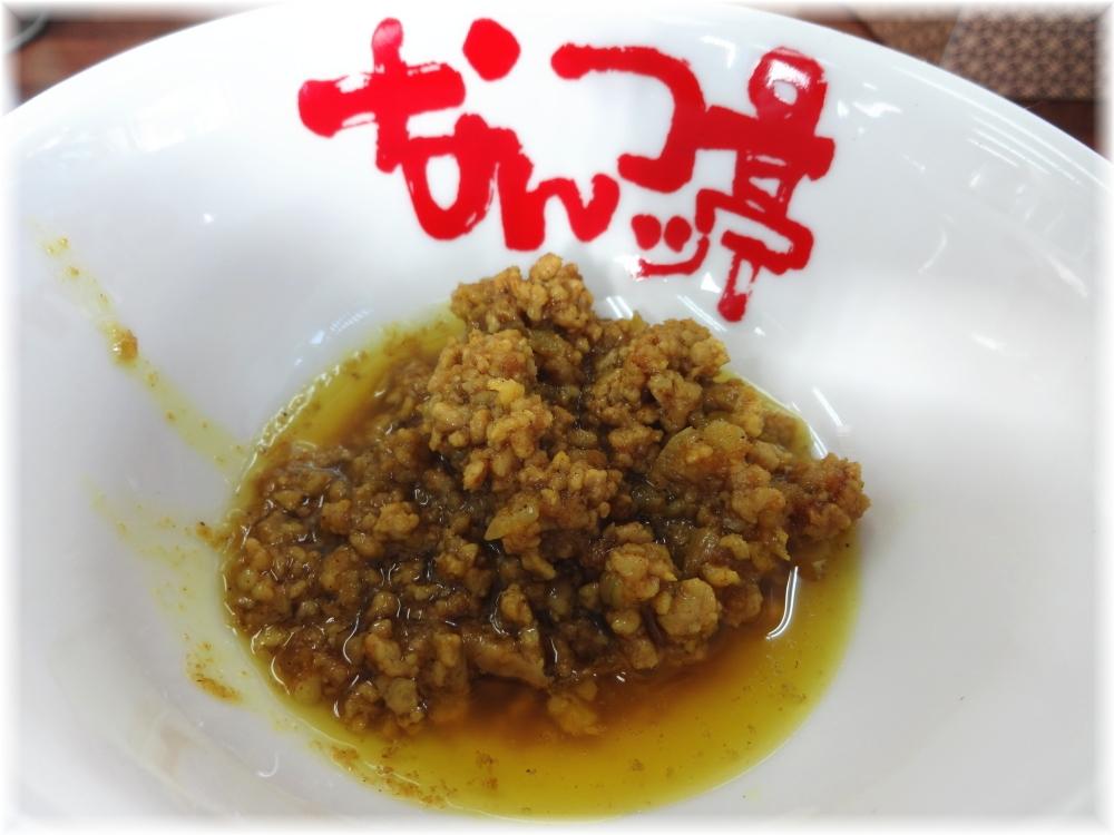 なんつッ亭 秦野本店2 黄玉カレートッピング