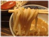 三田製麺所 つけ麺の麺