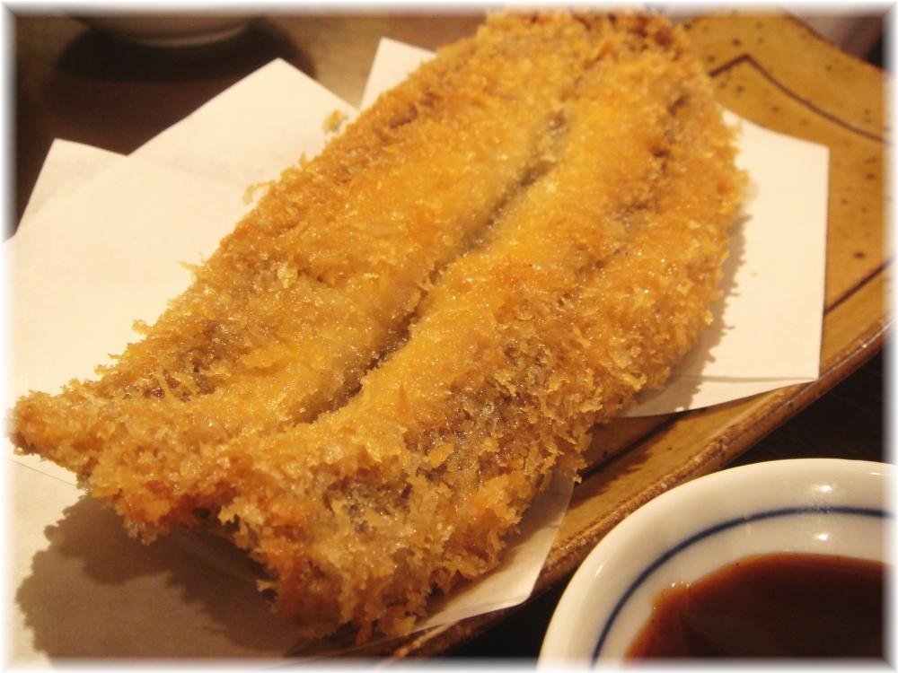 金町製麺 秋刀魚のフライ