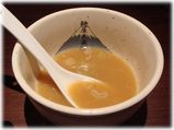 武蔵神山 スープ割り