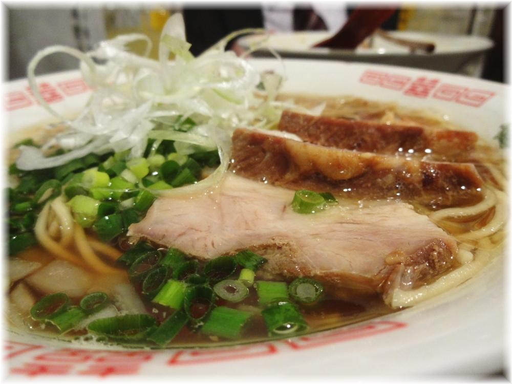 金町製麺2 角長煮干らーめんの具