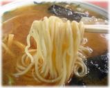 中華亭 中華そばの麺