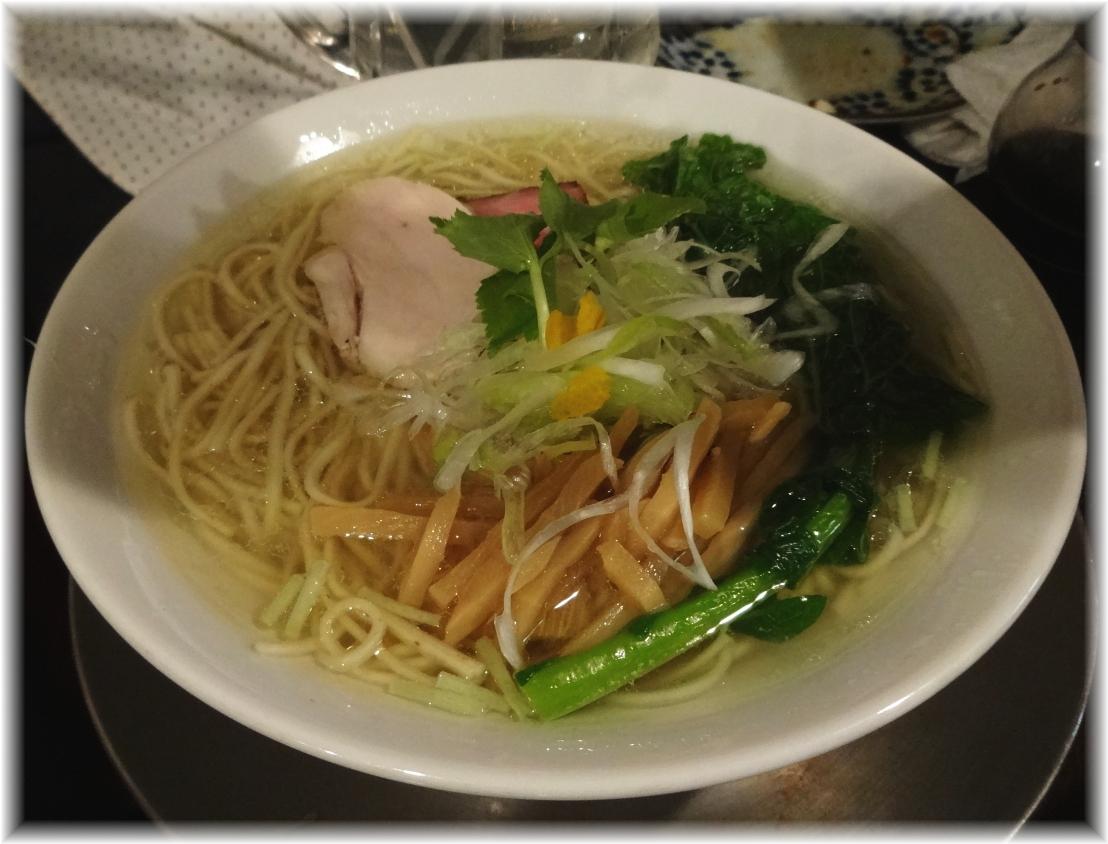 金町製麺4 鯛そば