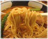 支那麺はしご 排骨担々麺の麺