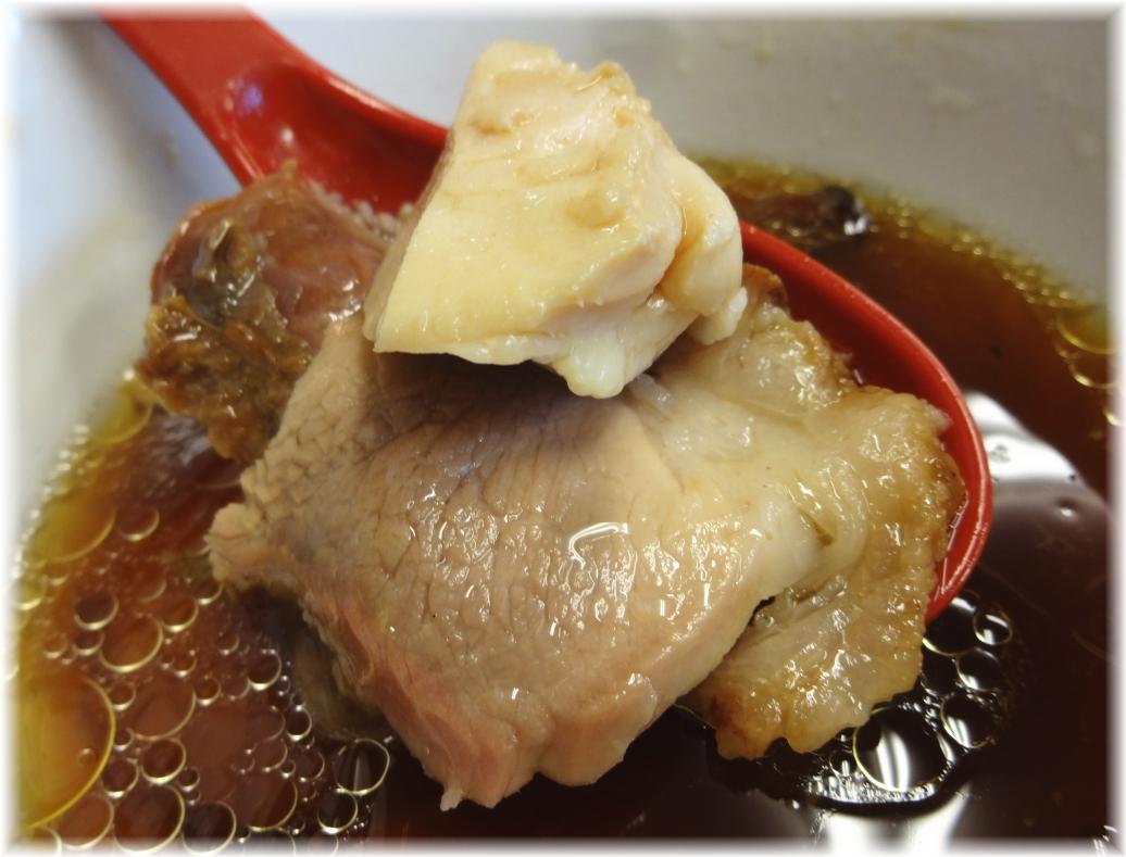 飯田商店6 つけ麺のチャーシュー