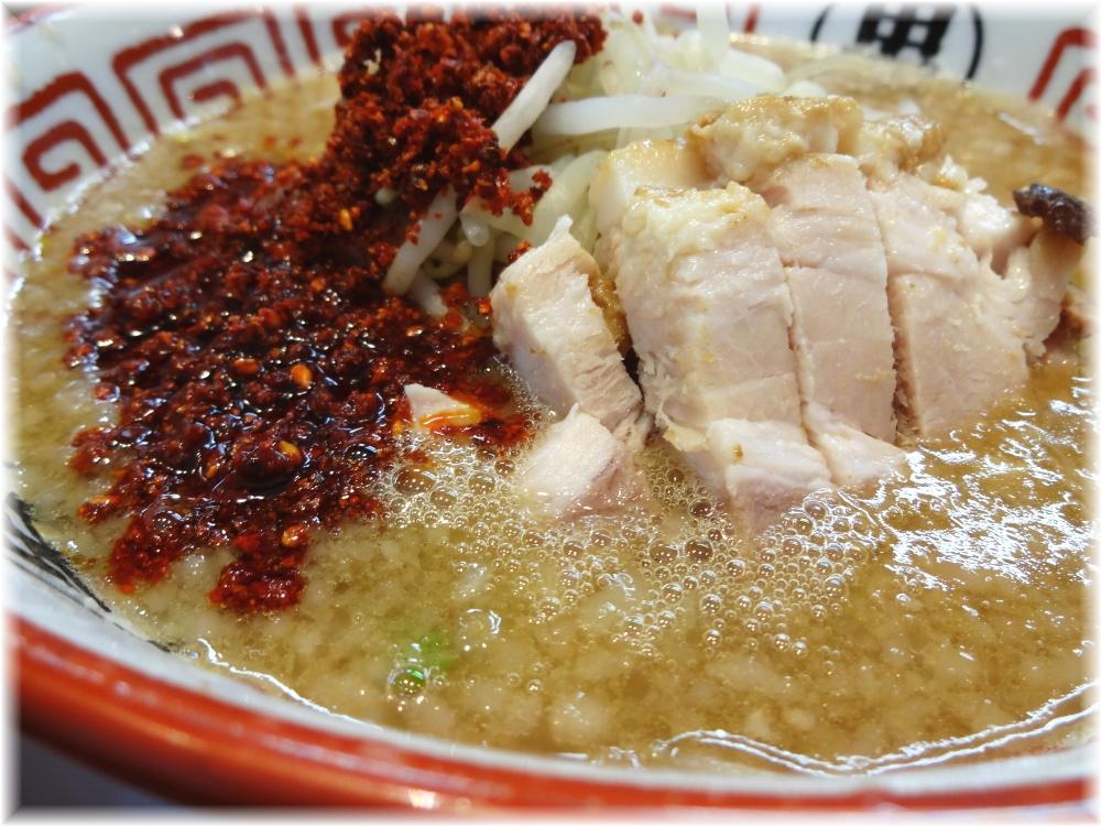 バリ男2 つけ麺のつけ汁