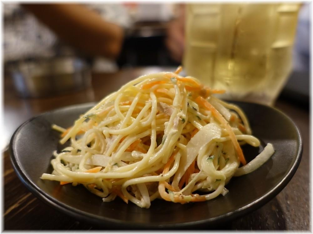 金町製麺11 スパサラ