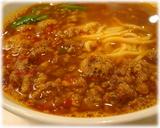 台湾ラーメン味仙 台湾ラーメン(台湾拉麺)の肉味噌