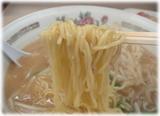 福すい 味噌ラーメンの麺
