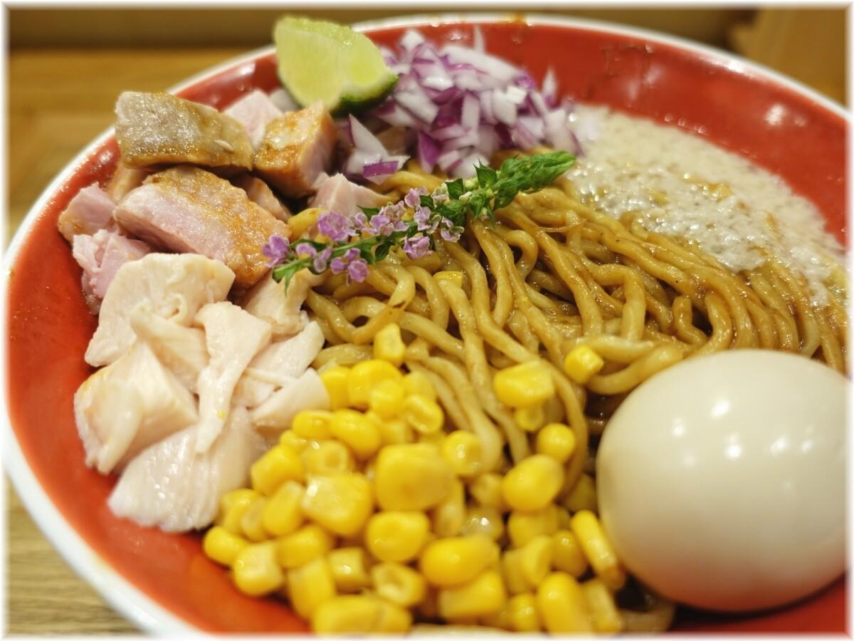 柿田川ひばり2 味噌和え麺の具