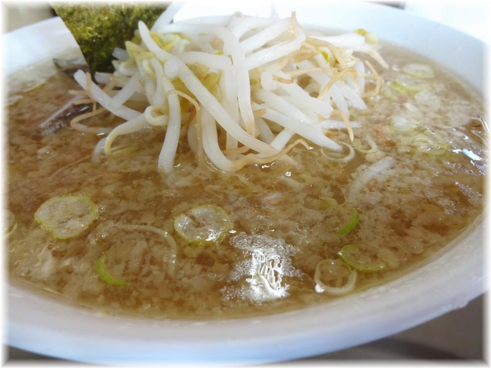 村山ホープ軒東大和店 ラーメンのスープ