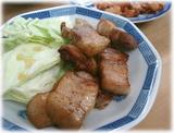 呑龍 豚バラ塩焼き