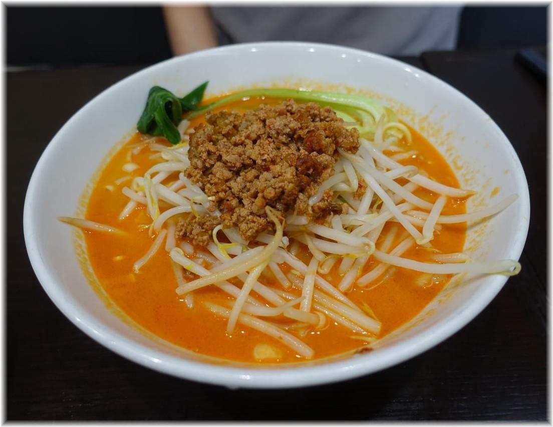 歓迎田町駅前店3 味噌ラーメン
