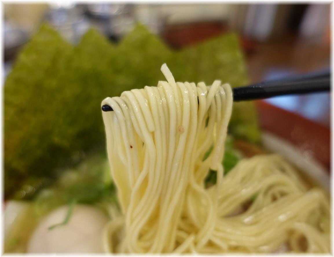 百麺中目黒店 細麺4点盛りの麺