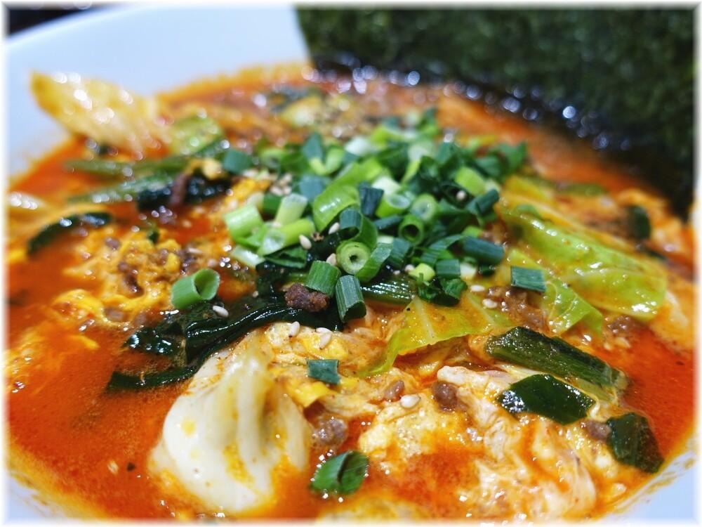 拉麺五瞭2 牛骨白湯(ユッケジャン)の具
