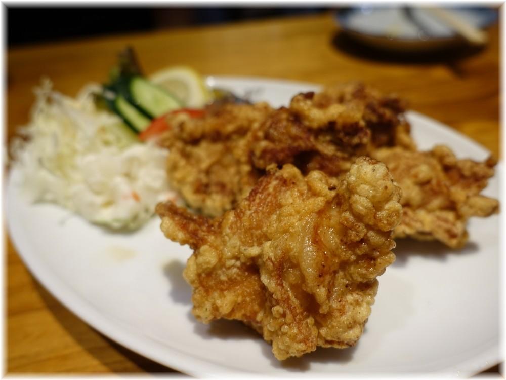赤のれん節ちゃんラーメン2 鶏の唐揚げ