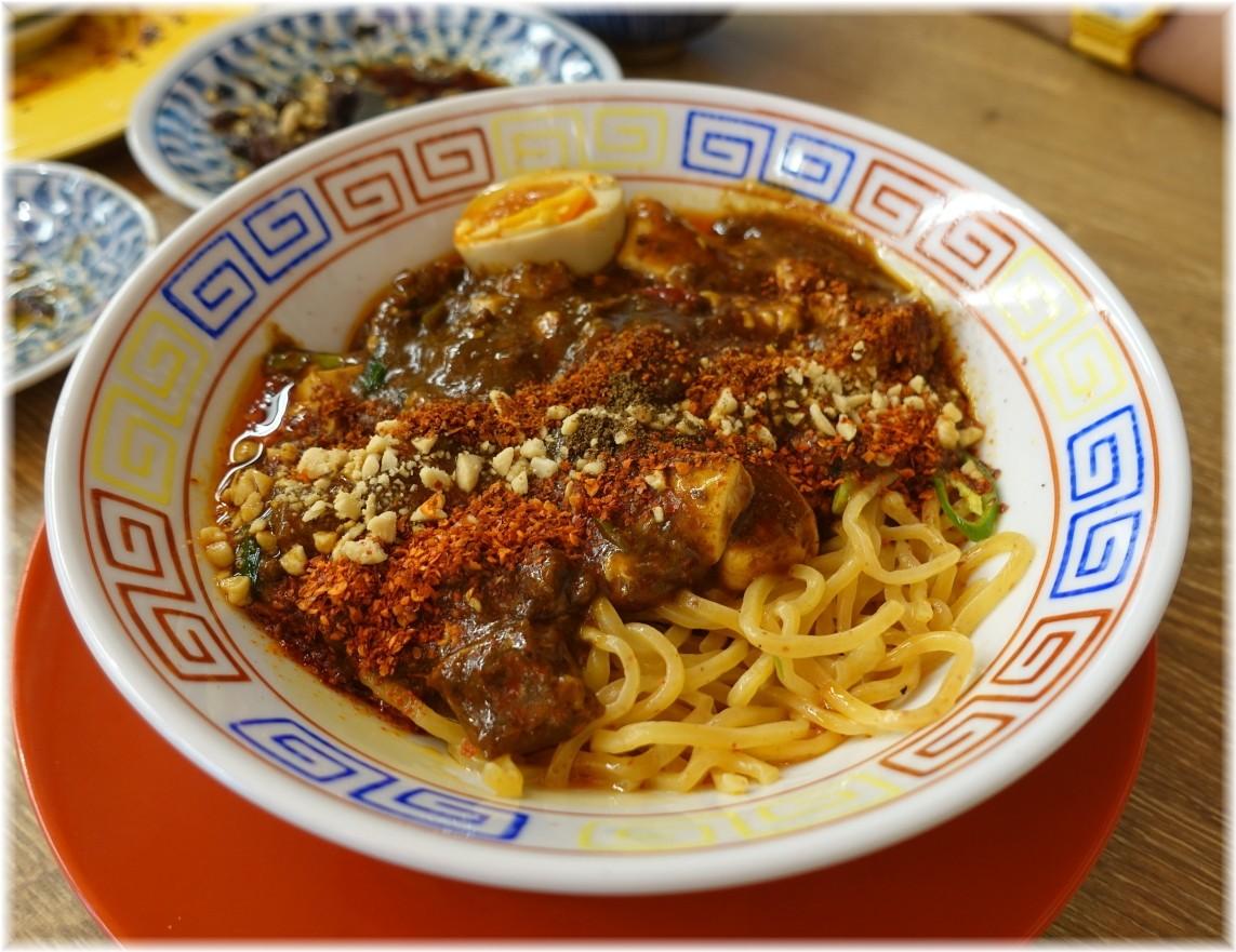 スパイス食堂サワキチ 麻辣麻婆麺