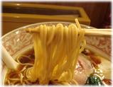 麺処 三四郎 むらさき(しょう油)の麺
