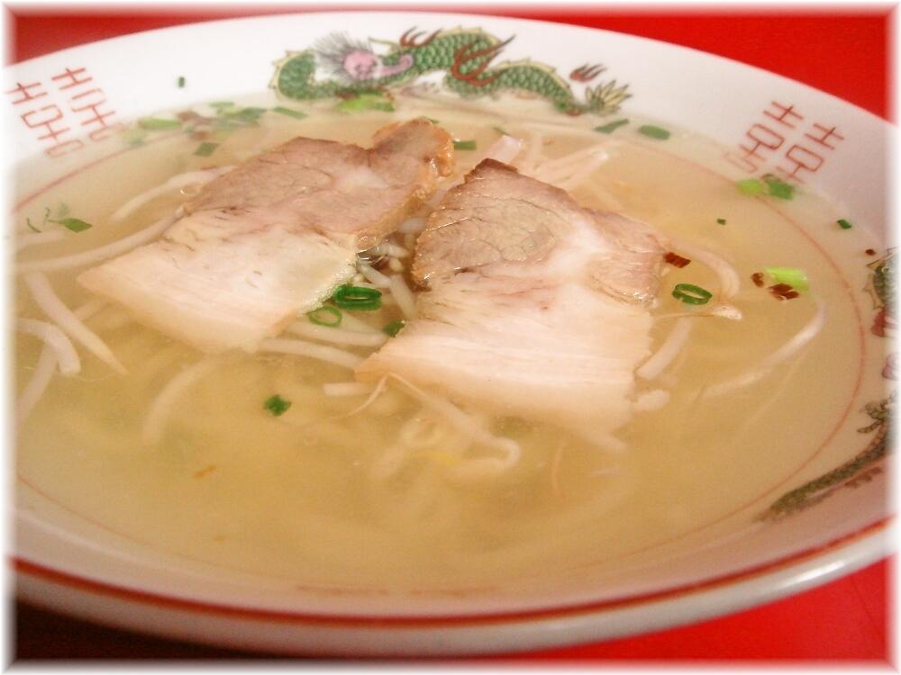 のり一 ラーメンのスープ