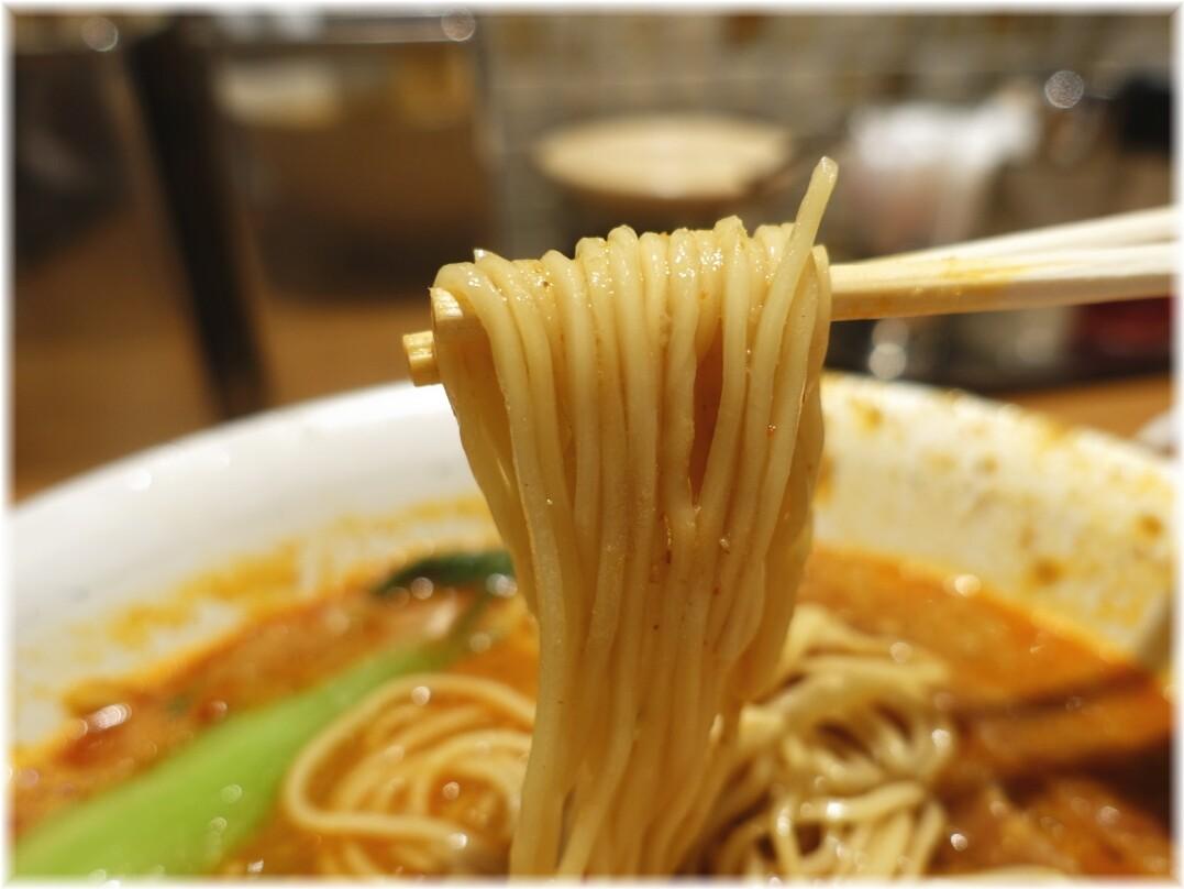 Renge no Gotoku 排骨担々麺の麺