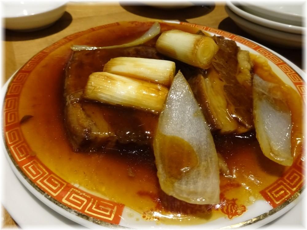 タイガー餃子会館 牛バラ肉醤油うま煮