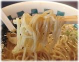 磯野 醤油らーめんの麺