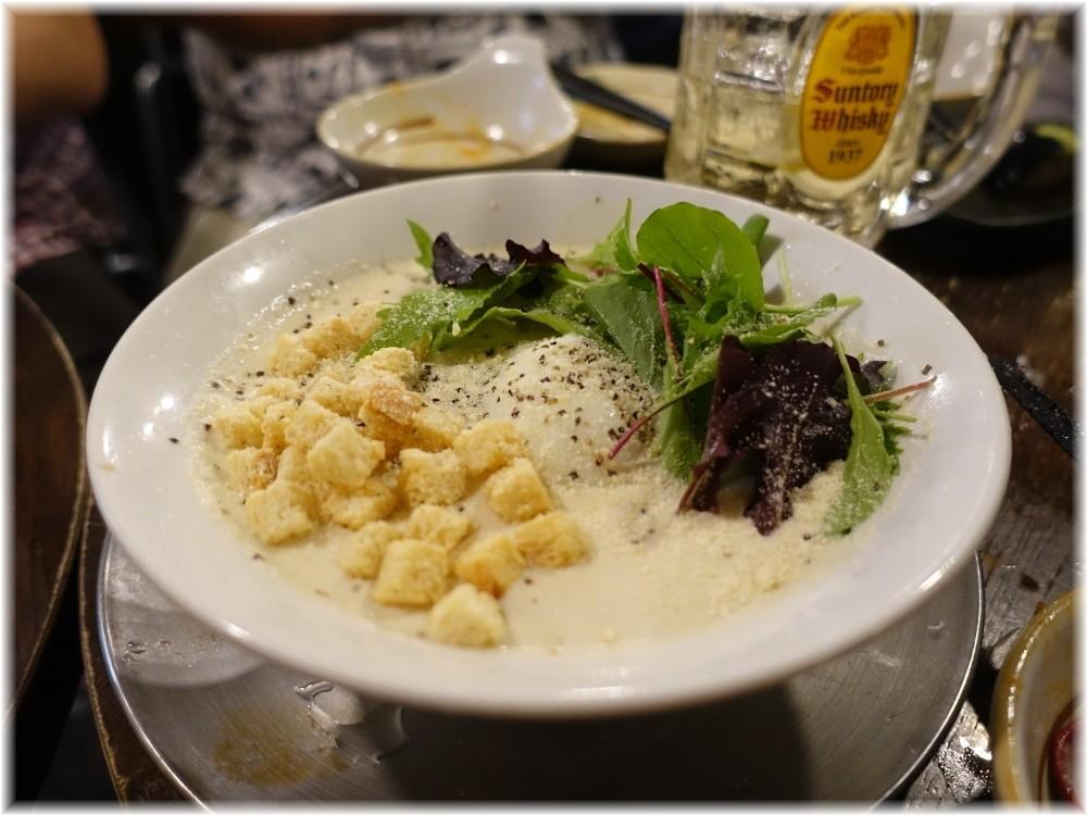 金町製麺11 ヴィシソワーズ風冷製ラーメン
