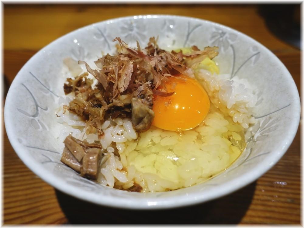 風来居神田秋葉原店 玉子かけご飯