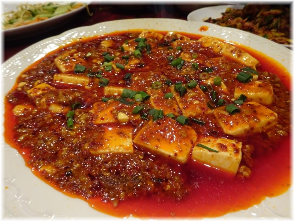楊2号店 麻婆豆腐