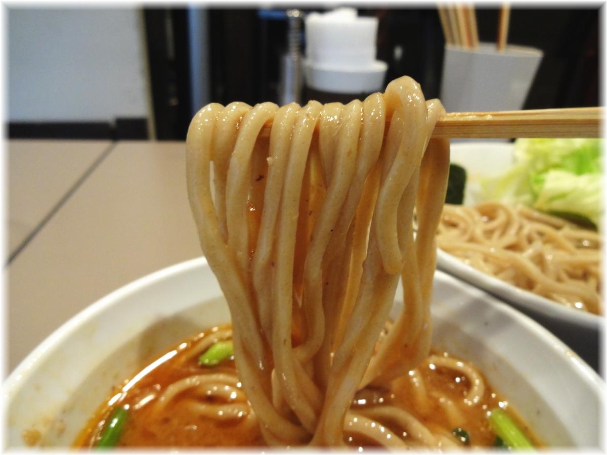 五ノ神製作所 海老つけ麺の麺