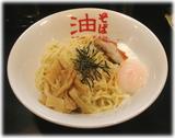 東京麺珍亭本舗 油そば 半熟卵入り