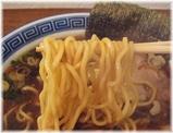 井田商店 醤油ラーメンの麺