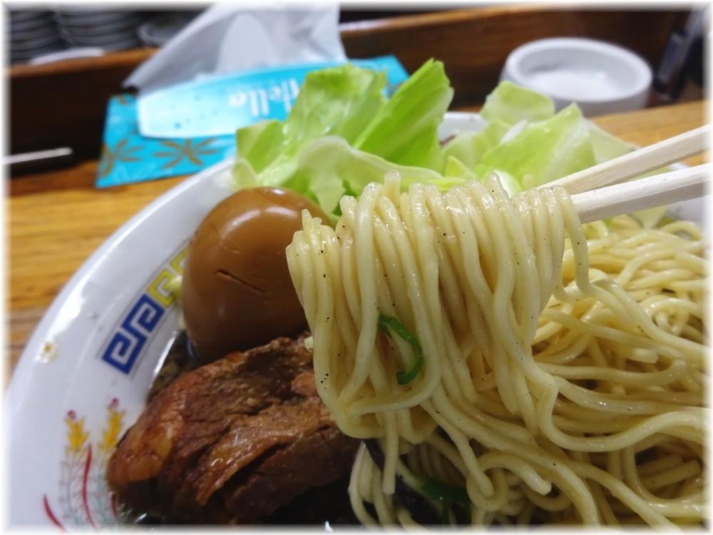 育元 ターローメンの麺